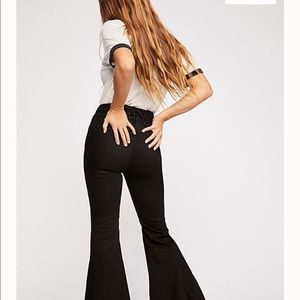 Free People Pants & Jumpsuits - Free people crvy bell bottom